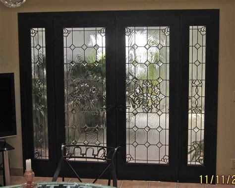 Beveled Glass Front Door Bevel Clusters Entry Ii Glass Door Inserts Sans Soucie