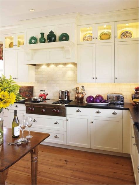 kitchen cabinet uppers no cabinets houzz