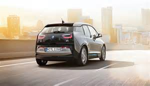 is the bmw i3 city car city friendly