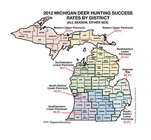 Michigan Dmu Map by Populated Places In Montcalm County Michigan