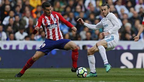 detiksport real madrid vs atletico real madrid 1 1 atl 233 tico madrid goles y video resumen del
