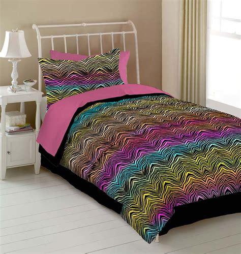 Veratex Bedding Sets Rainbow Zebra By Veratex Beddingsuperstore