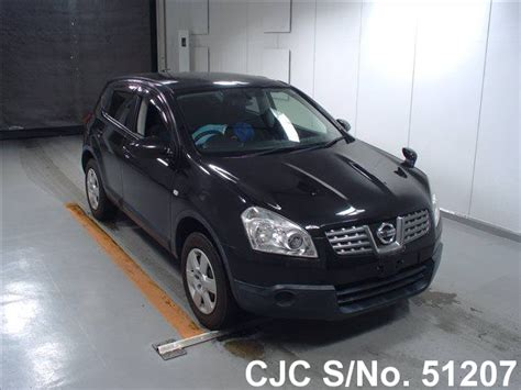 nissan dualis 2008 black 2008 nissan dualis black for sale stock no 51207