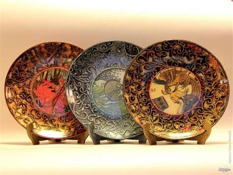 Decoupage Plates - 686 best decoupage plates images on decoupage