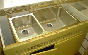 Kitchen Sink Installation by Gallery For Gt Undermount Kitchen Sink Installation