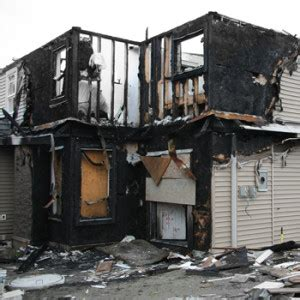 help after house fire no insurance fire damage insurance restoration