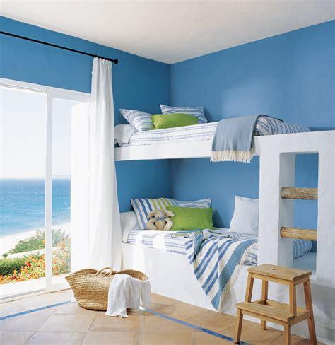 decoracion de habitaciones juveniles en color azul decorar en azul