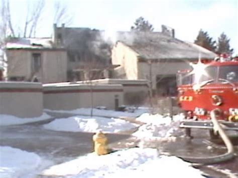 johnny bench house from the vault fire gutted johnny bench s house in 1982 but friends saved his