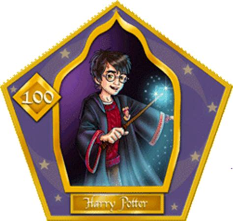 harry potter wizard cards template chocolate frog cards harry potter harry potter fan