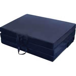 tri fold mattress suede tri fold mattress 9994pk1 ofs