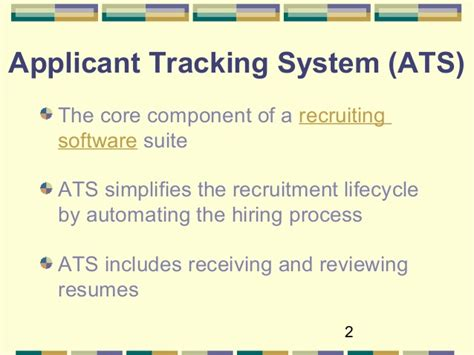 .a breakdown of the best applicant tracking software