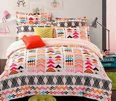 Orange Bedding Sets Canada 1000 Ideas About Tribal Bedding On Aztec