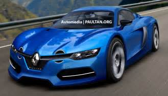 www new car image renault s alpine sports car inches closer to