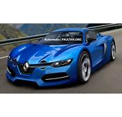 Back To Story Renault's Alpine Sports Car Inches Ever Closer