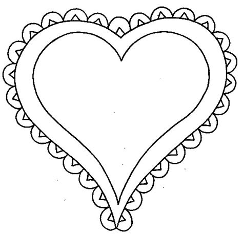 Printable Heart Coloring Pages Coloring Me Printable Hearts Coloring Pages