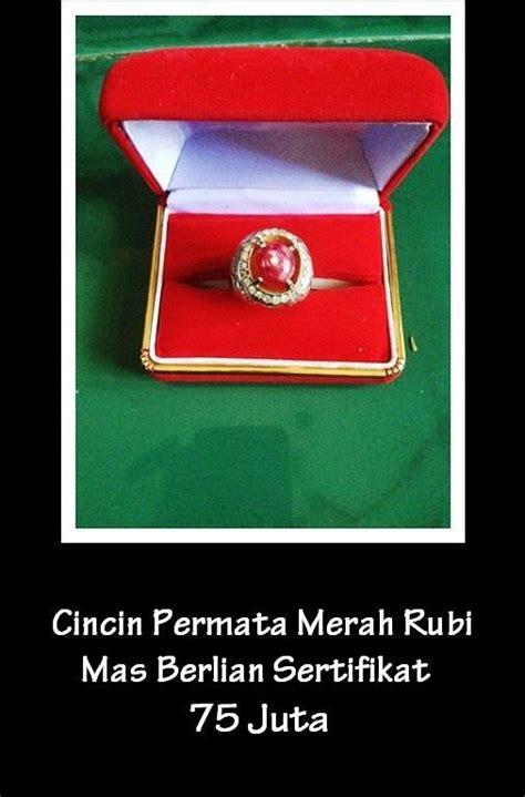 Jam Tangan Rubi jual cincin permata merah rubi berlian sertifikat