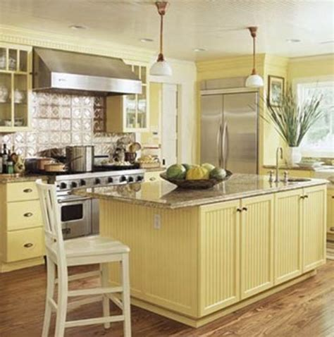 light yellow kitchen pale yellow for the kitchen walls home pinterest