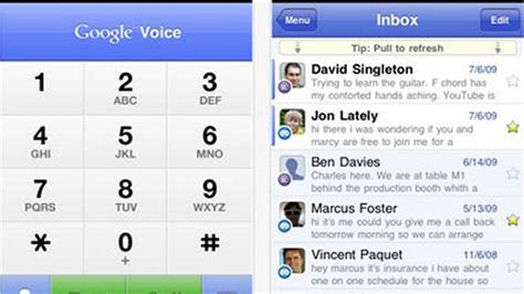 free voicemail to text apps for android top 10 best messaging apps for android 2013 heavy