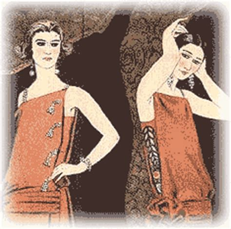 1920s Fashion, Dresses and Clothing