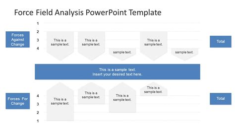 field analysis diagram template field analysis powerpoint diagram slidemodel