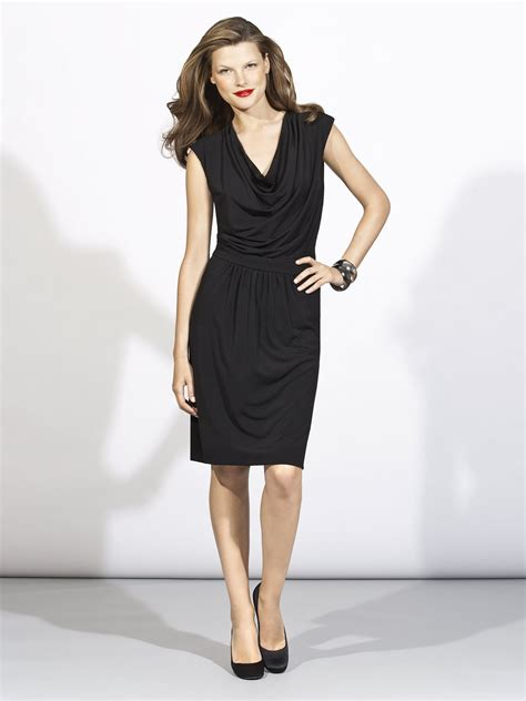black dresses style icon magment
