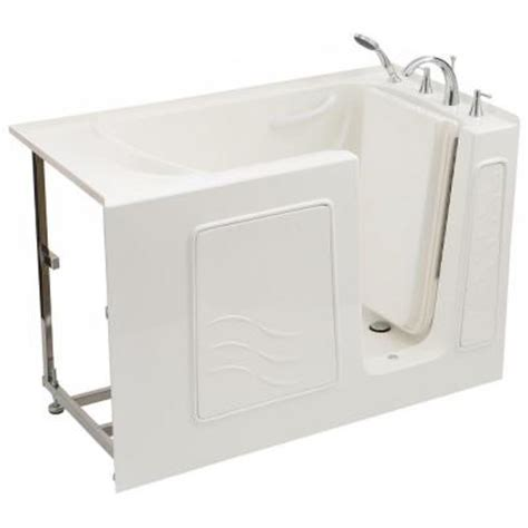 4 5 Ft Bathtub by Universal Tubs 4 5 Ft Right Drain Soaking Walk In Bathtub