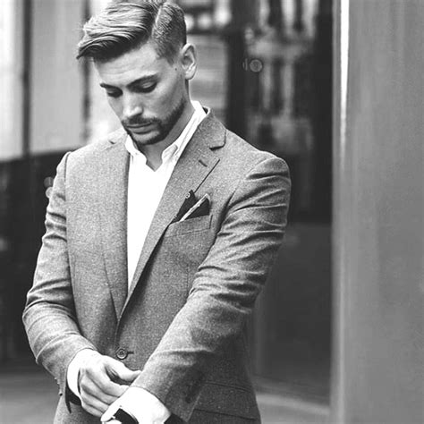 Mens Business Hairstyles by Top 70 Best Business Hairstyles For Proffessional Cuts