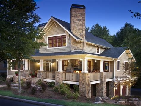 Craftsman Farmhouse Plans by Cottage Style Homes Craftsman Style Homes With Porches