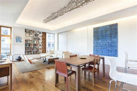 Moderne Holzmöbel Wohnzimmer by Eine Moderne Wohnung In Soho F 252 R Ihre New York Reise