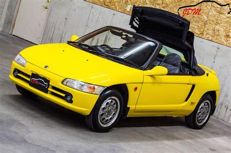 Kei Cars In America by 1991 Honda Beat Japanese Kei Car