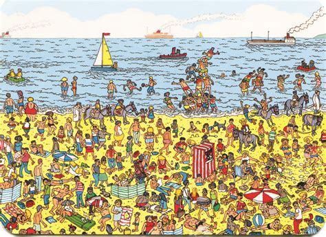 Find Pics Of I How To Master Where S Waldo Like A Pro Let S Begin Chanel West Coast