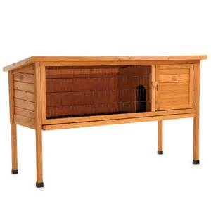 Large Rabbit Hutches Large Rabbit Hutch N Fun On Sale Free Uk Delivery