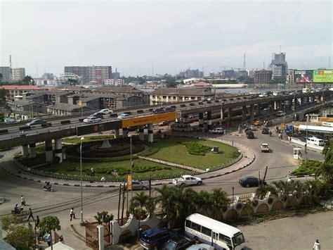 Island Nigeria Lagos Island Alluring World