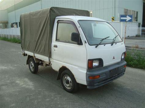 mitsubishi minicab interior mitsubishi minicab truck 1996 used for sale