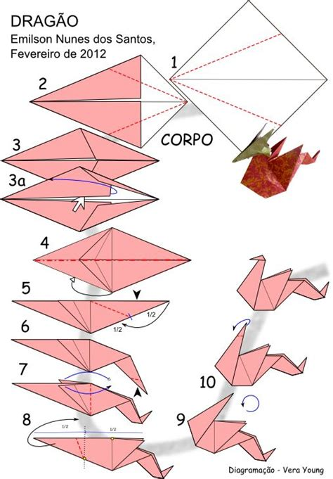 Origami Dragonfly Step By Step - pin by rebekka smith on origami misc