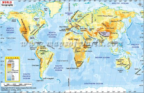 world map rivers and mountains picardhonorsworldhistory home