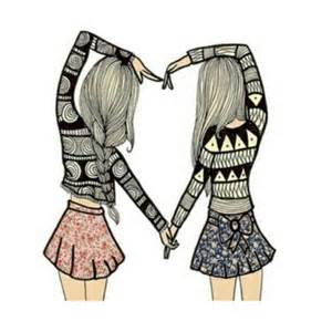 4ever best blouses drawing friends girls heart lovely shirts