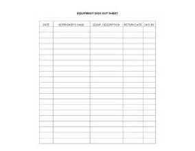 equipment sign out sheet template equipment sign out sheet hashdoc
