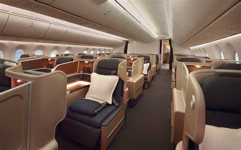 flight review qantas boeing   dreamliner business