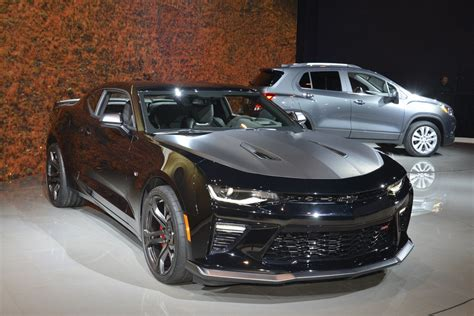 top speed of a camaro 2017 chevrolet camaro 1le picture 665368 car review