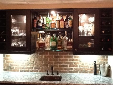 Decorative Tiles For Kitchen Backsplash brick walls traditional kitchen philadelphia by