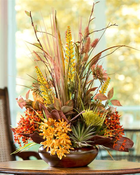 floral arrangements centerpieces fall center pieces ideas homesfeed