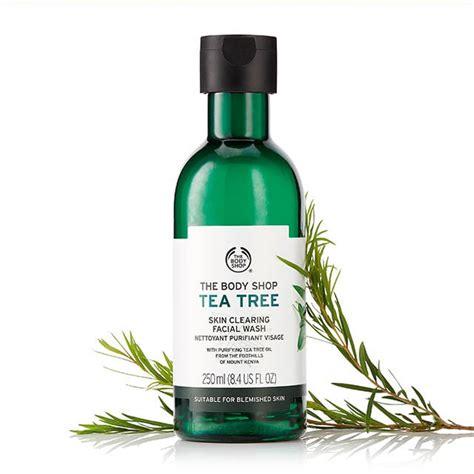 Tea Tree Clearing Wash 250ml The Shop 250 ml