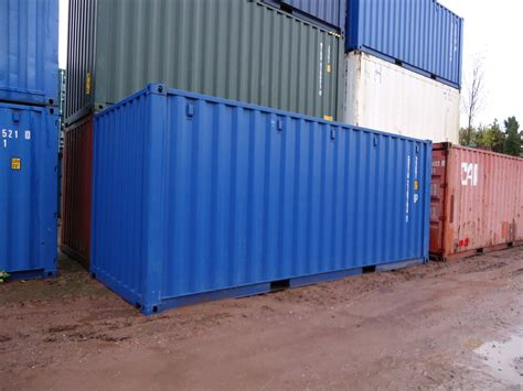 Shipping containers carmarthenshire the container man ltd