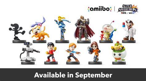 Amiibo Fox Smash Bross Amibo Nintendo 3ds Wiiu Switc T3009 speciale smash bros direct 26154 everyeye it