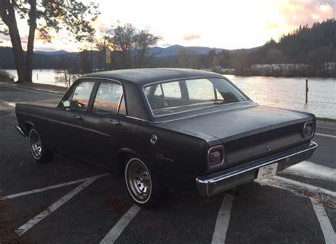 seller  classic cars  ford falcon blackblack