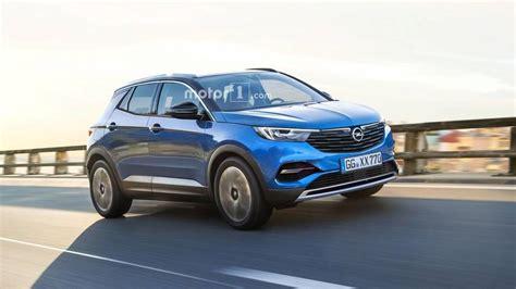 Opel En 2020 by 2020 Opel Mokka X Details Bigger Electrified Psa