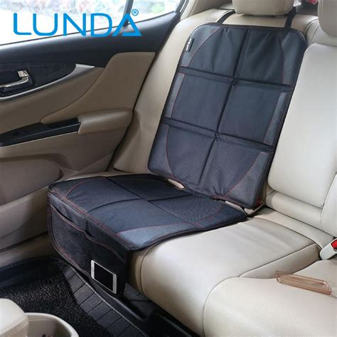 leather seat protector for car seat lunda universal luxury car seat protector child or baby