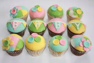 the cake trail baby shower cupcakes