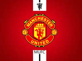 Download high resolution manchester united fc 2013 hd logo wallpaper